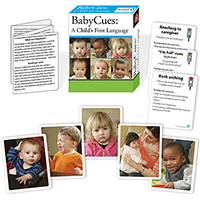 BabyCues™ - A Child's First Language Cards