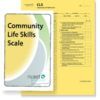 Community Life Skills Pad & Manual