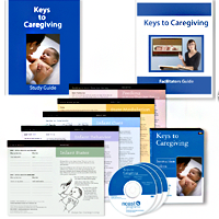 Keys to Caregiving Package