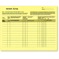 Network Survey Pad