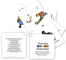 Social Emotional Cards - Spanish